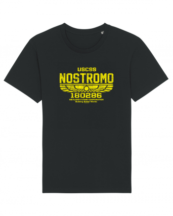Alien Movie Nostromo Tricou mânecă scurtă Unisex Rocker