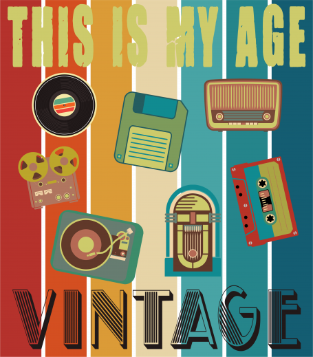 This Is My Age Vintage