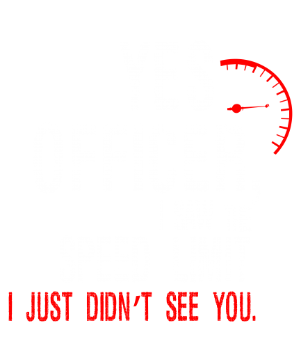 Yes Officer